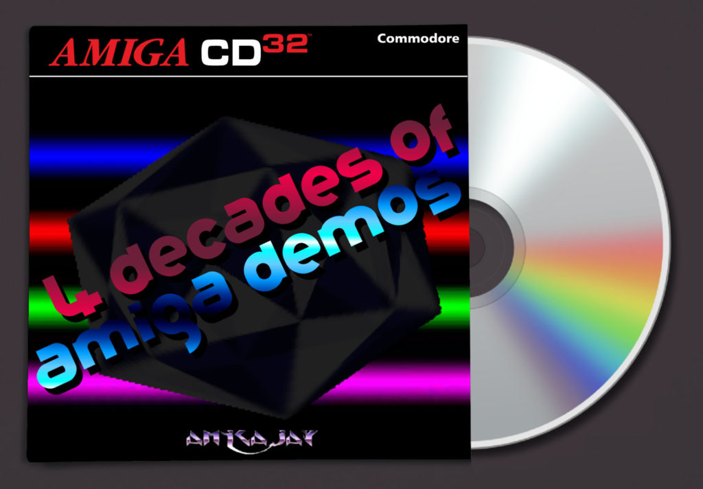 4 Decades Of Amiga Demos