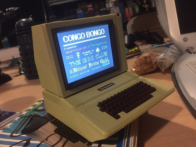 Apple II Replica