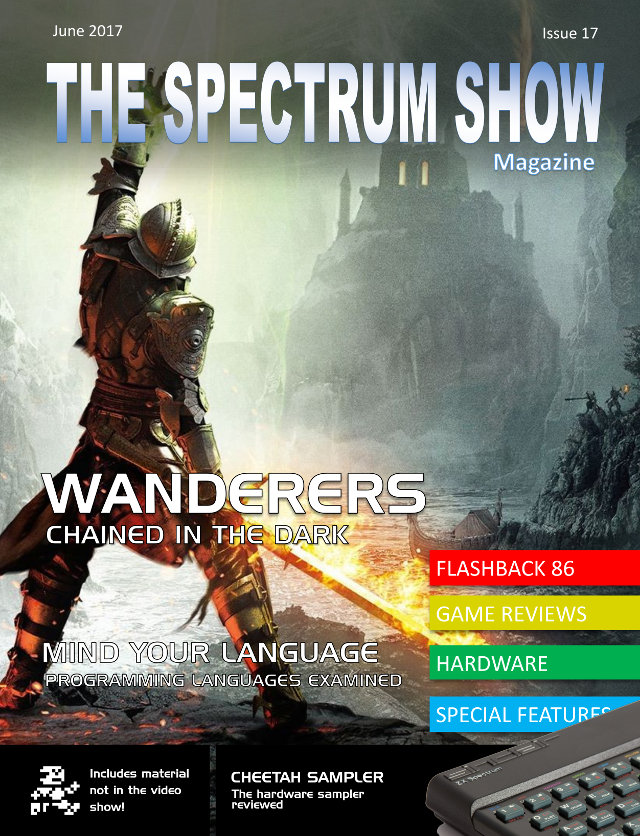 The Spectrum Show Magazine 17