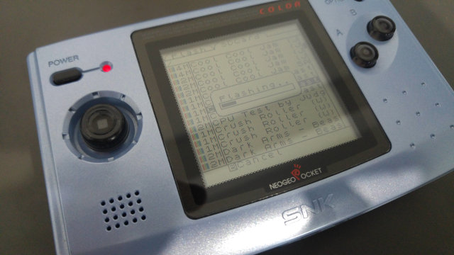 Neo Geo Pocket SD